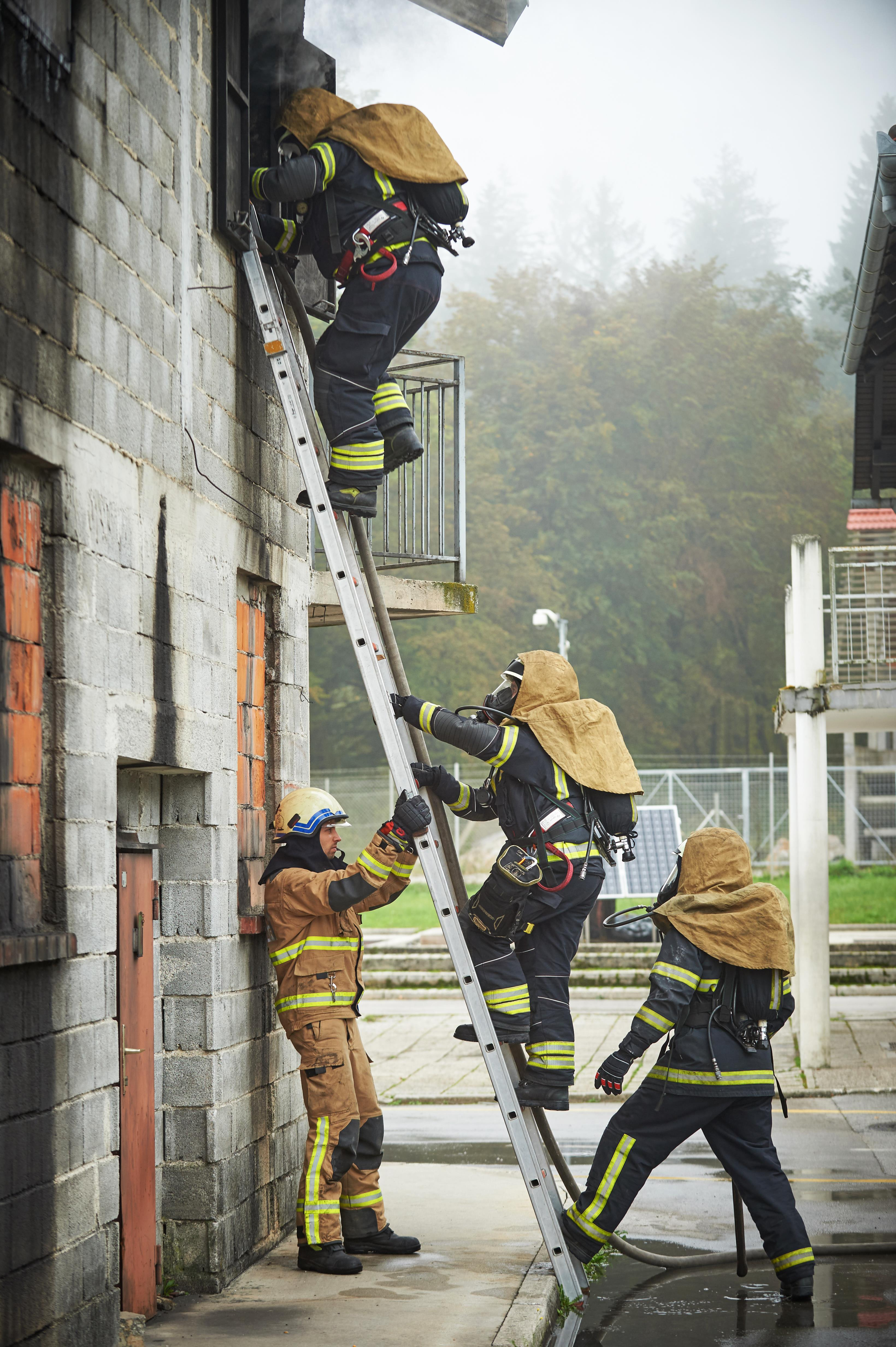 Basic Strructural Firefighting