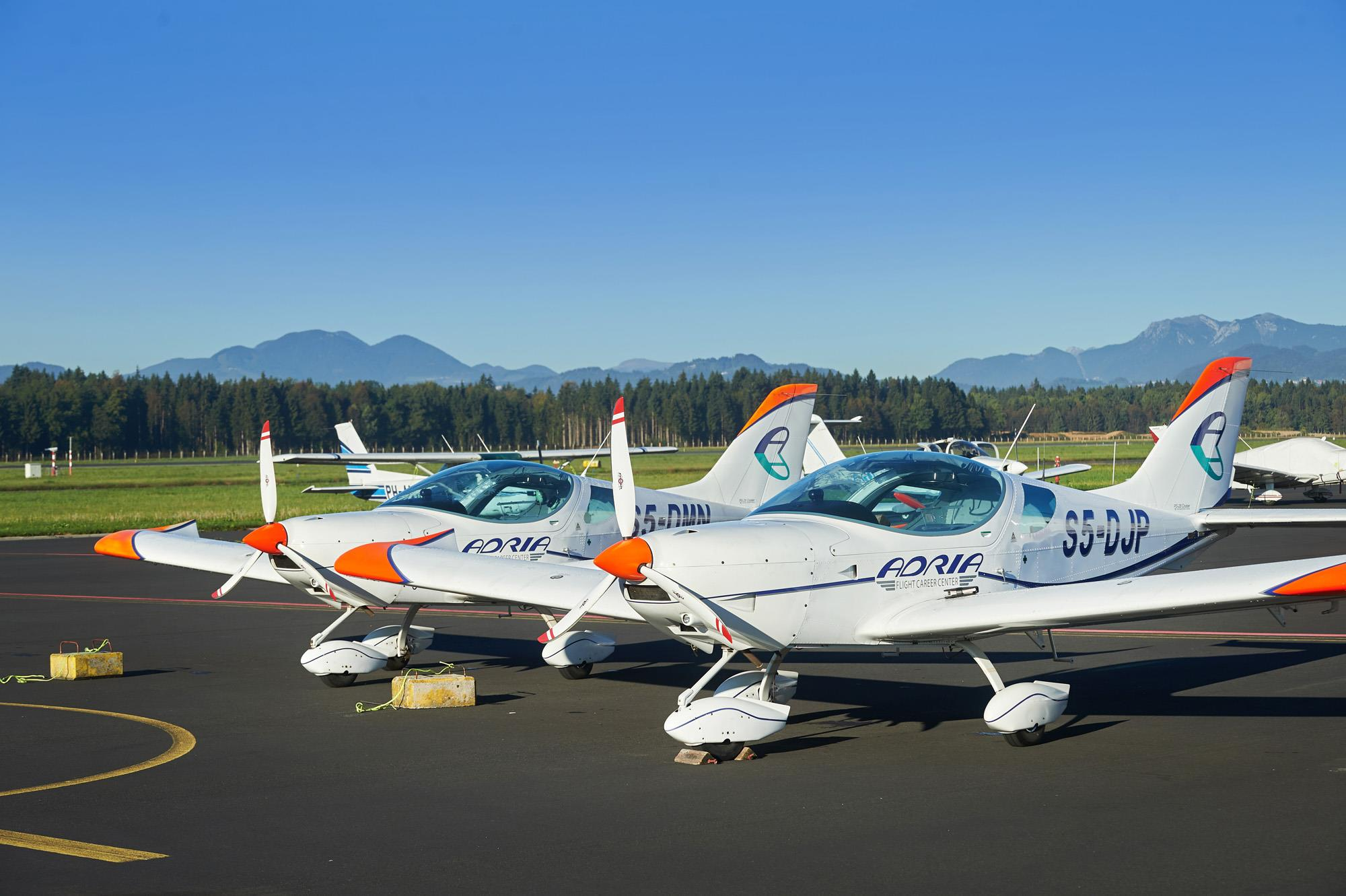 Adria Flight School