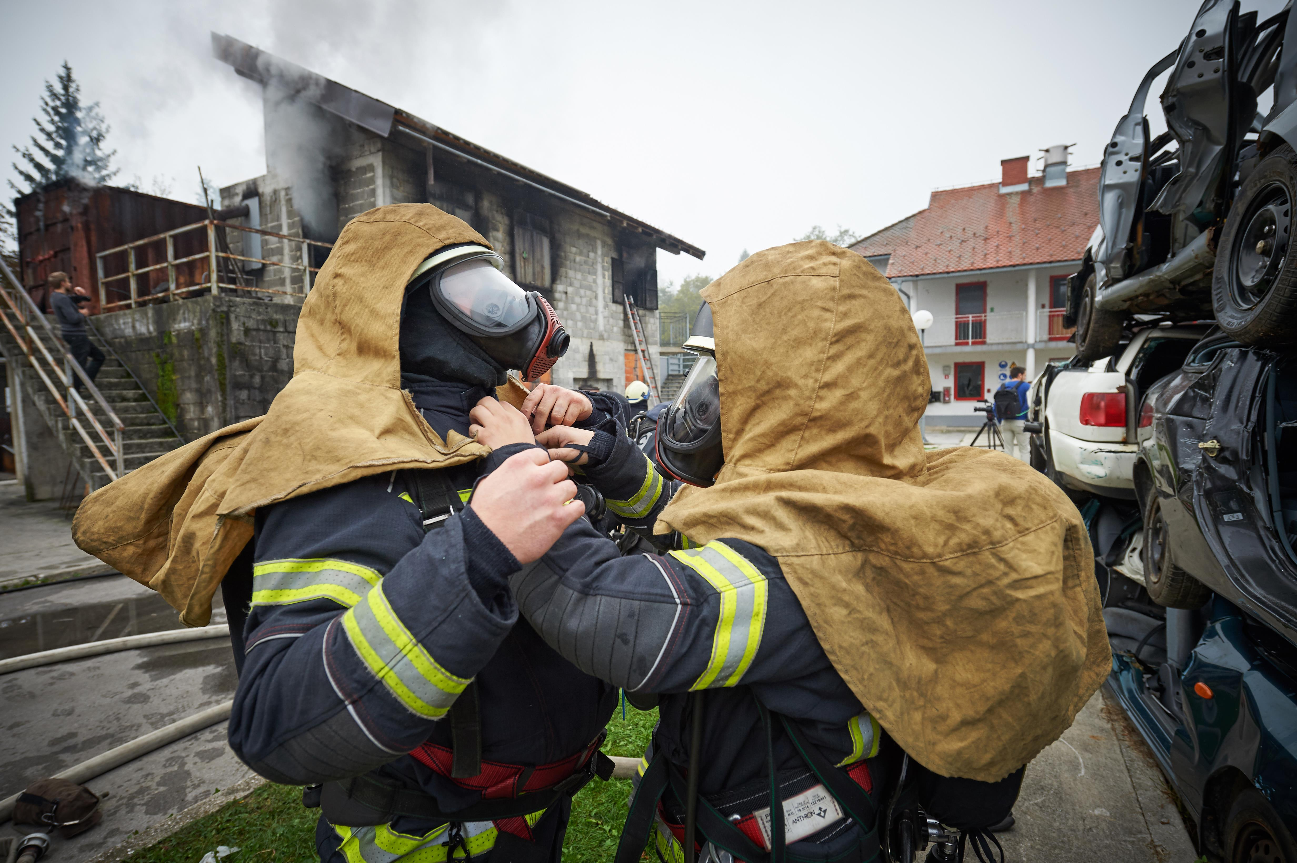 Basic Structural Firefighting