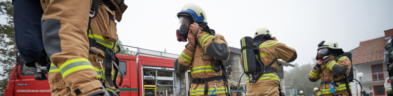 Basic Structural Firefighting Course